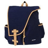 PULCHER Corvus [C-03] - Navy - Backpack Wanita